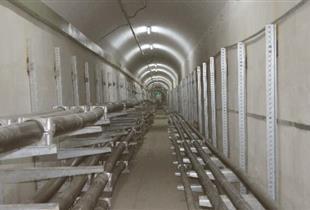 成都金融城红星路南延线电力隧道