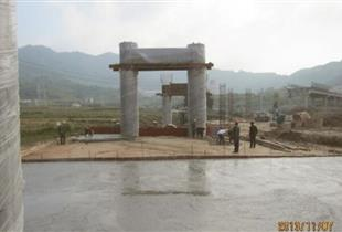 福建将乐玉华大桥