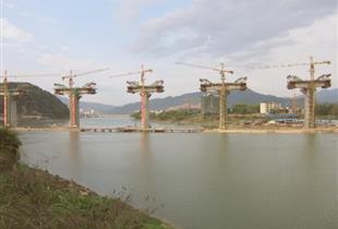 福建金溪河大桥