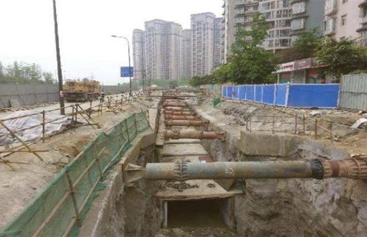 市政防洪渠工程